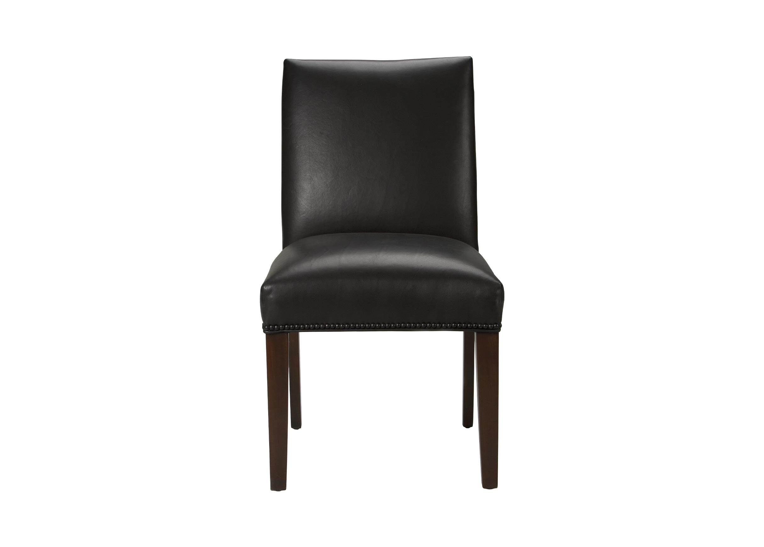 sebago leather dining chair arm host chairs