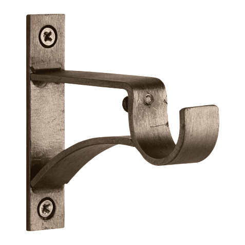 Laurence Single Bracket, Oil-Rubbed Bronze ,  , large