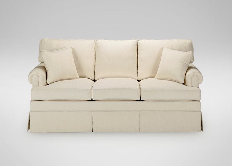 Paramount Panel Arm T Cushion Sofa Sofas Loveseats