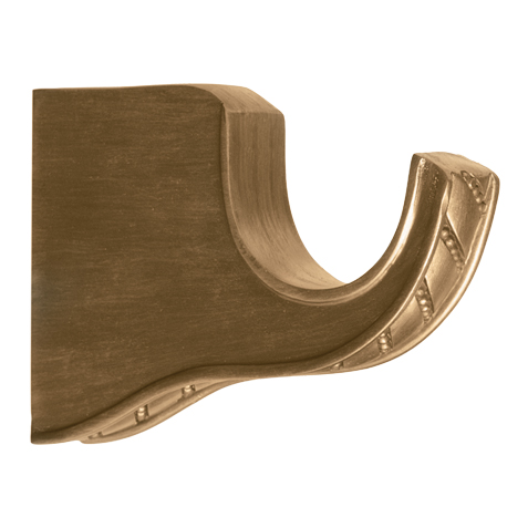 "2 1/4"" William Single Bracket, Rose Gold ,  , large"