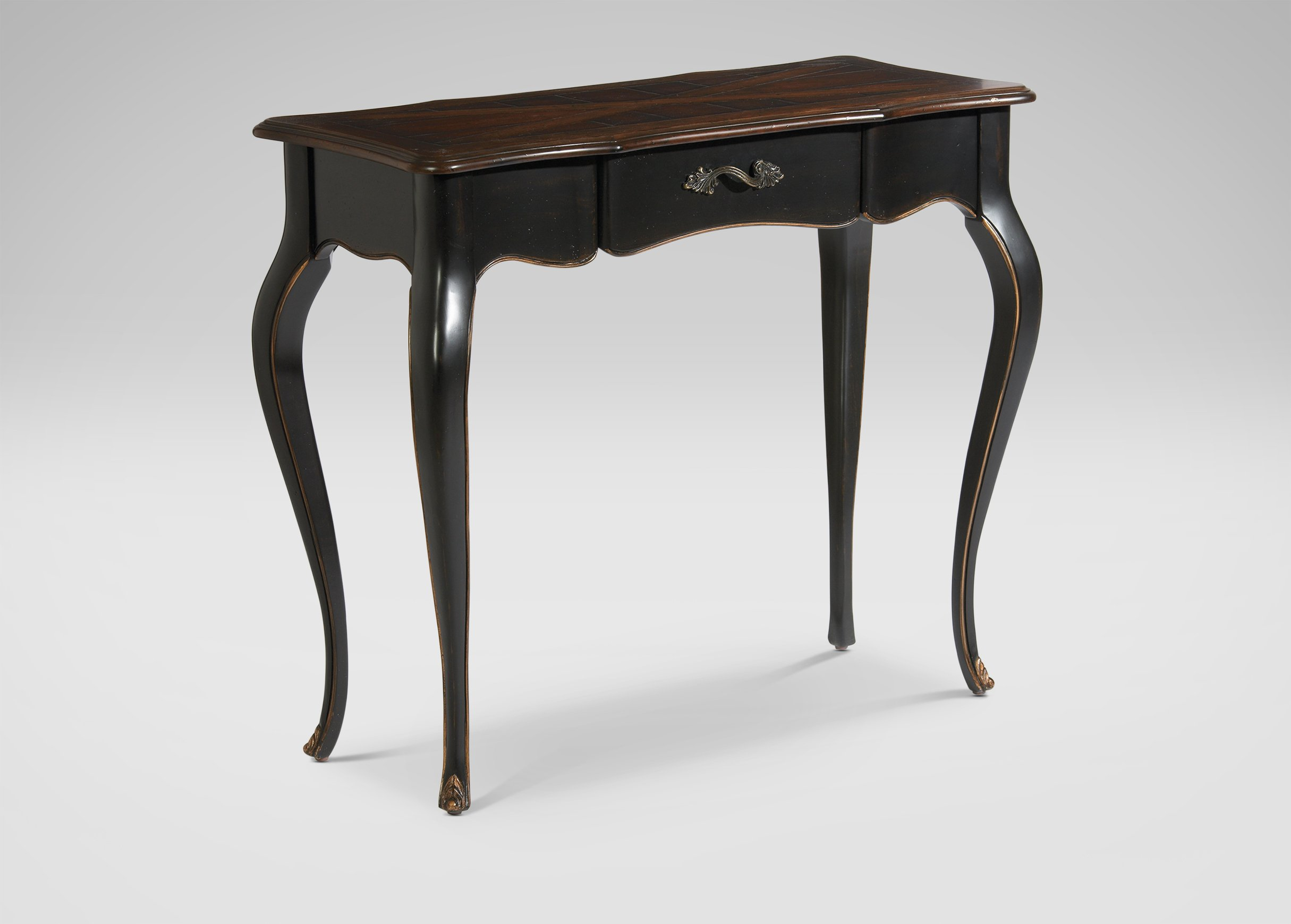 French black console table console tables for Table console