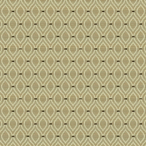 Tazio Ecru Fabric by the Yard ,  , large