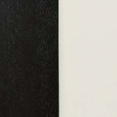 Eclipse/Ascot (790): Black paint with a satin sheen paired with white lacquer.