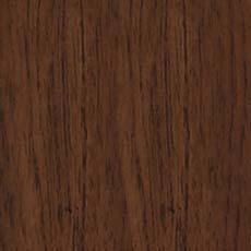 Grapevine (406): Medium cool brown stain with distinct grain, moderately distressed, darkened edges.