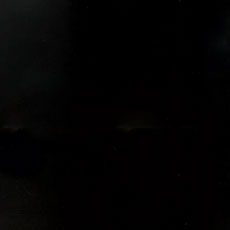 Domino / Gold Metallic Leaf (584): Black paint with gold-tone metallic leaf accents, medium gloss.