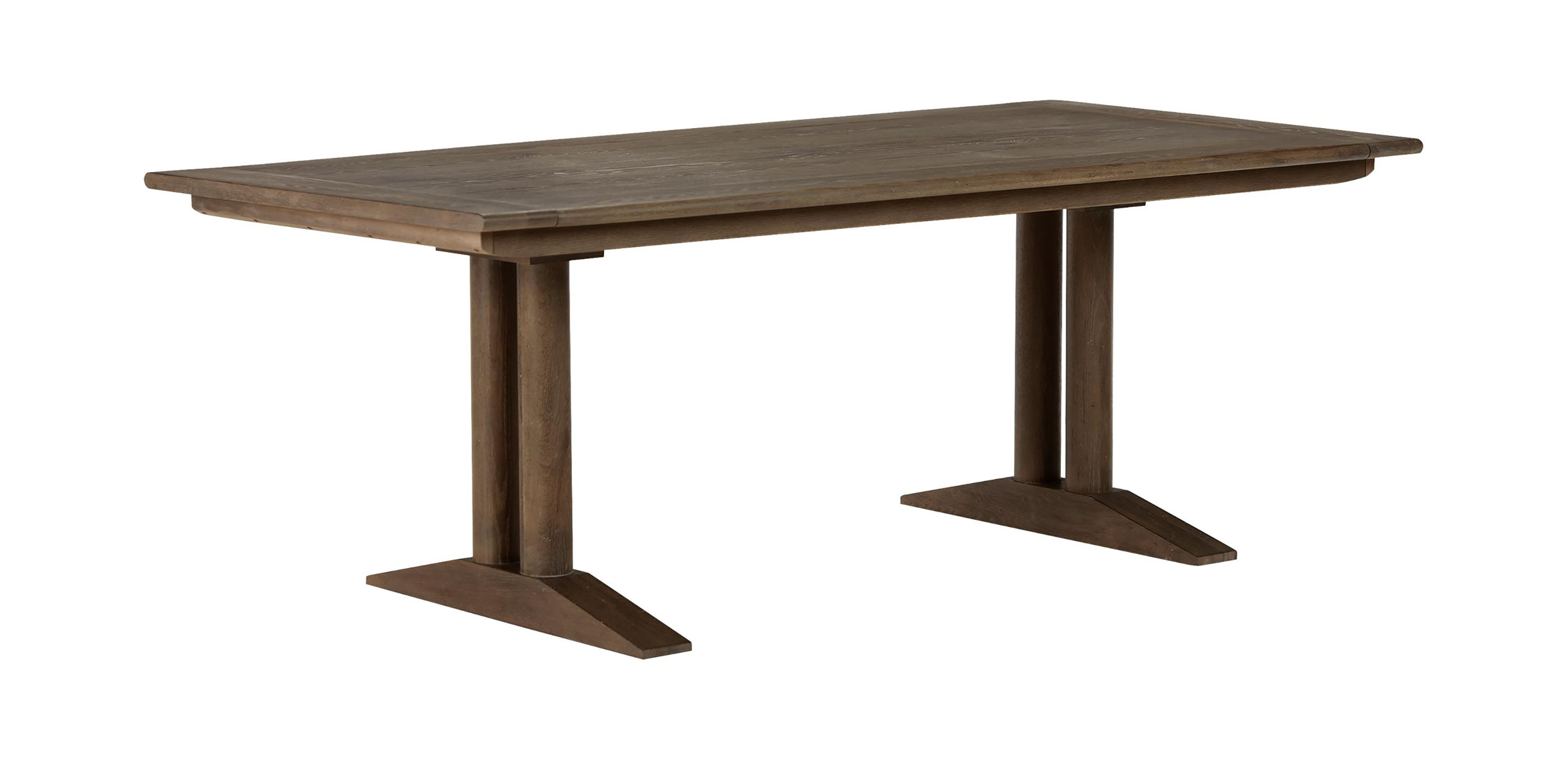 Sayer dining table dining tables for Dining room table 40 x 120