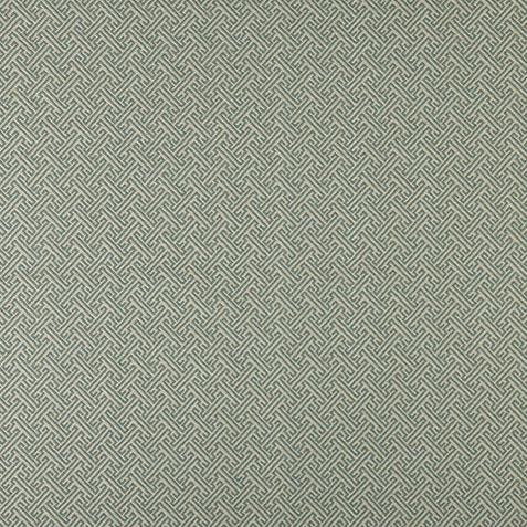Keeler Teal Fabric By the Yard ,  , large