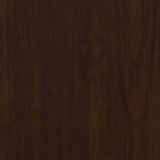 Stotesbury (588): Rich warm dark walnut-colored stain, lightly distressed, worn edges.