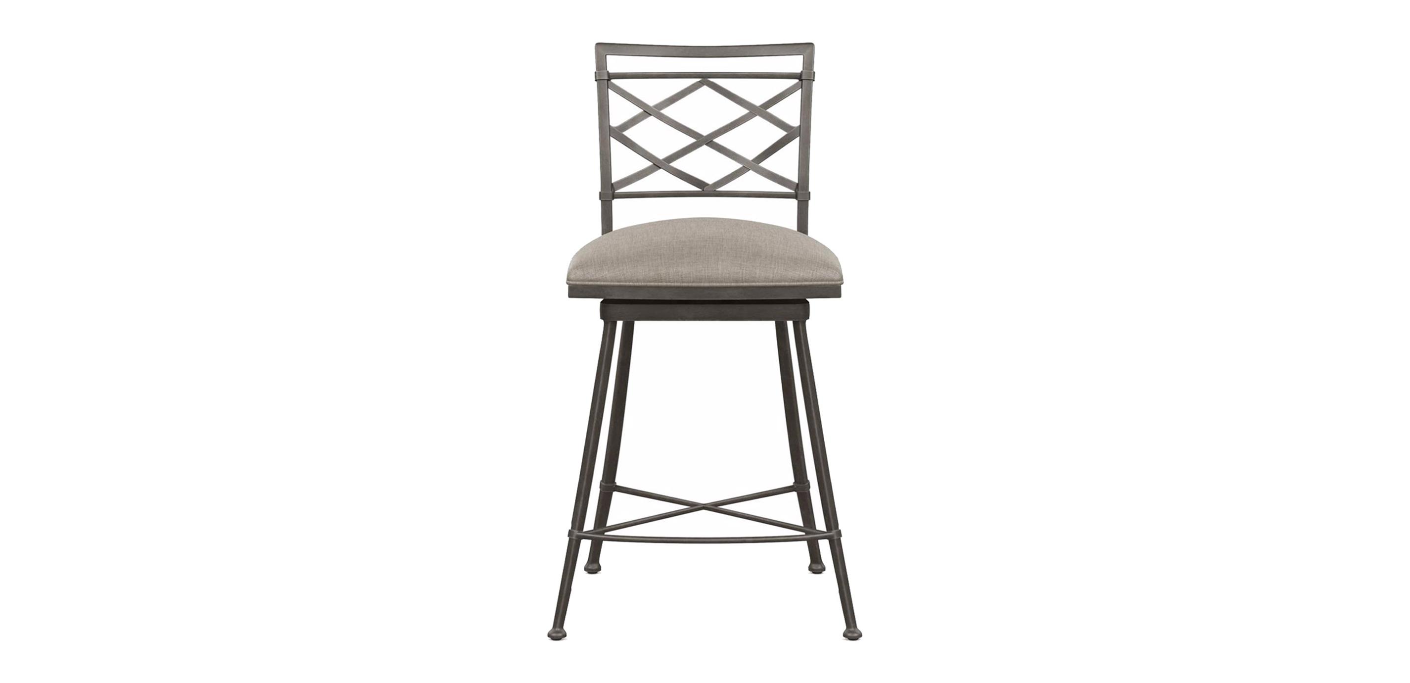 becker swivel counter stool bar