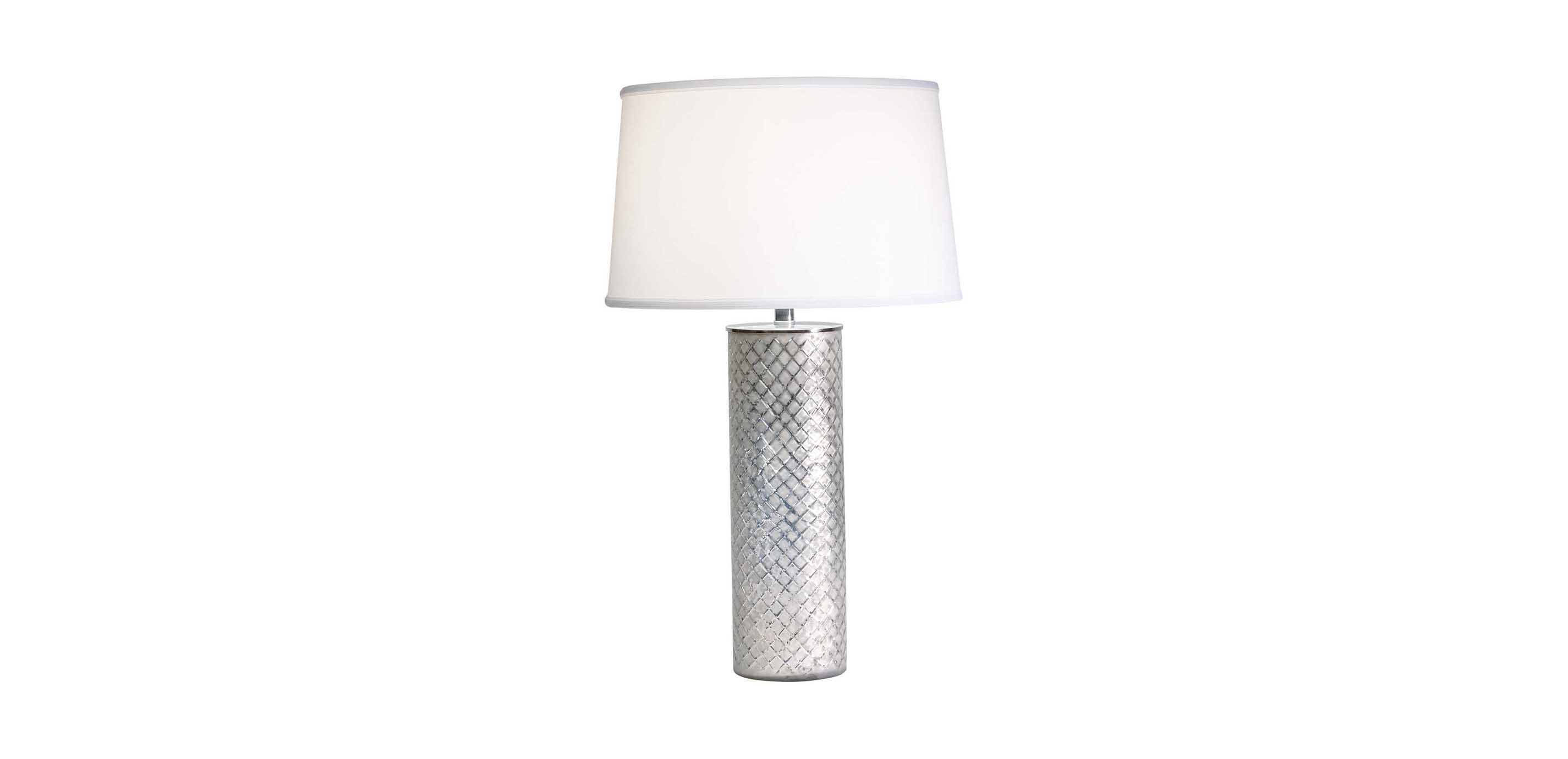 Lattice Glass Table Lamp Table Lamps Ethan Allen