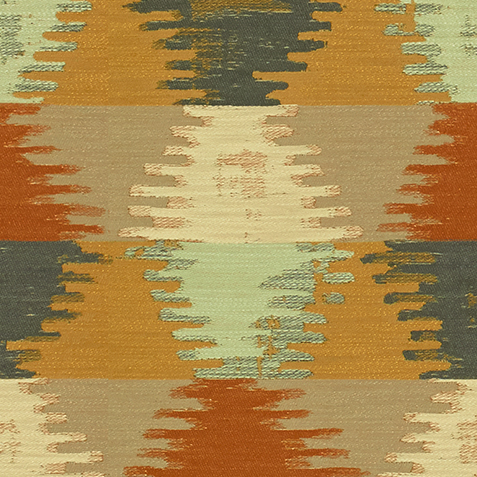 Zander Spice Fabric by the Yard ,  , large