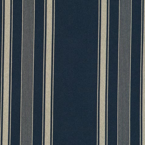 Landon Navy Fabric by the Yard ,  , large