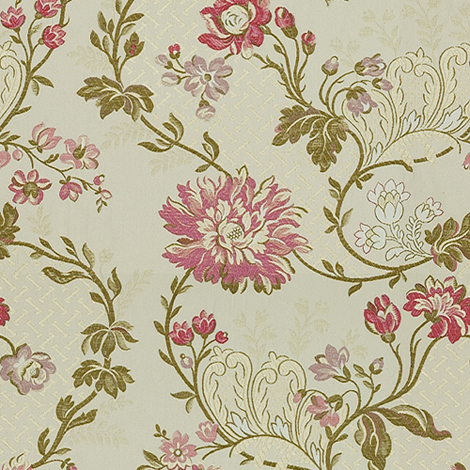 Naomi Pink Fabric by the Yard ,  , large