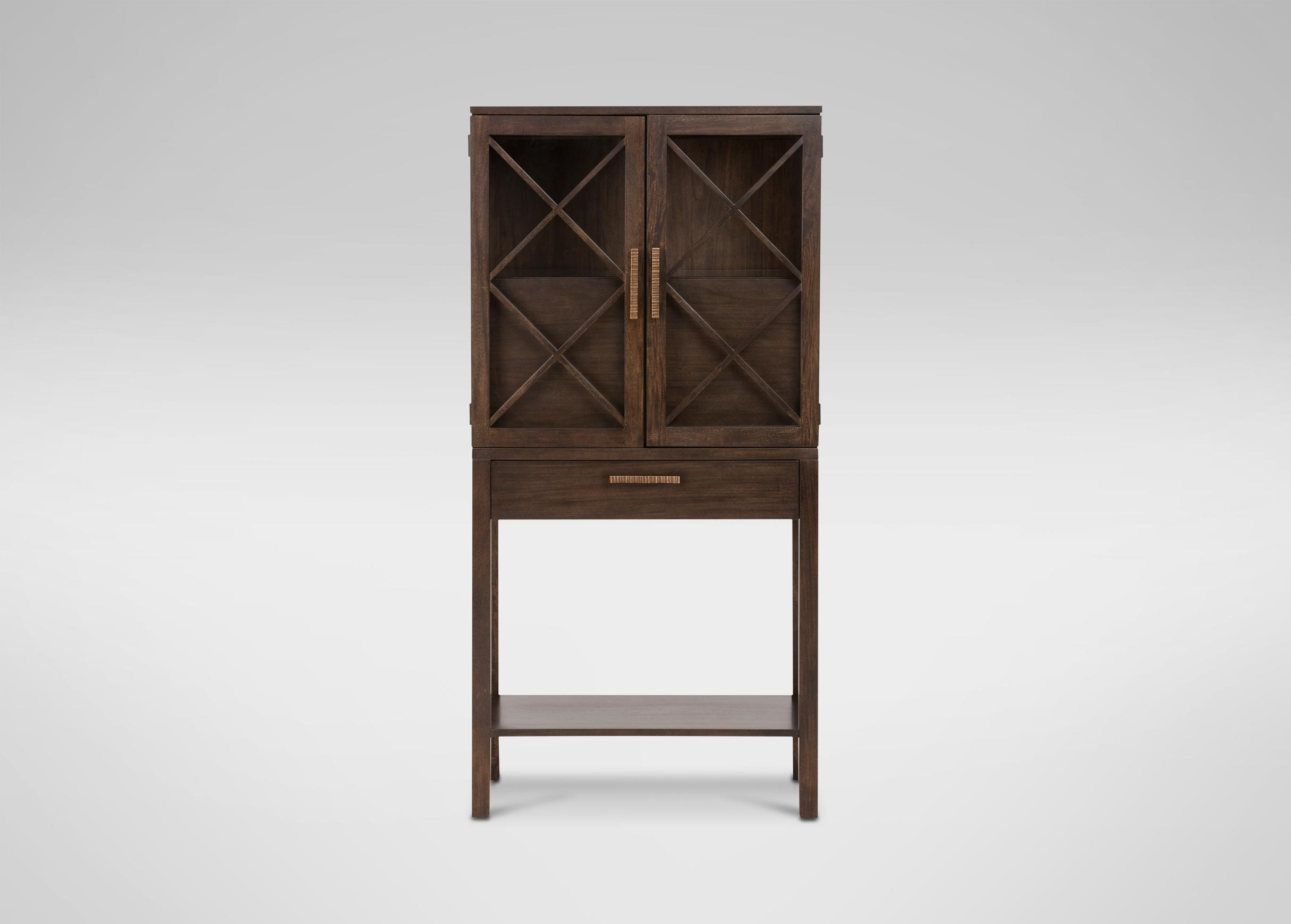 Images Fulton Cabinet Large Gray