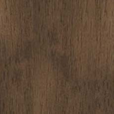 Loft (344): Warm dark gray-brown stain with dark glaze, satin sheen.