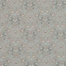 Faye Seaglass (27221), cotton blend paisley