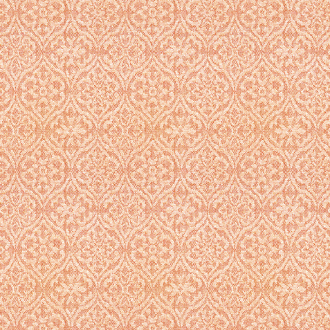 Nassau Coral Fabric by the Yard ,  , large