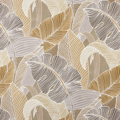 Lallana Beige Fabric By the Yard ,  , large