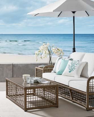 Shop Outdoor Outdoor Furniture Collections Ethan Allen