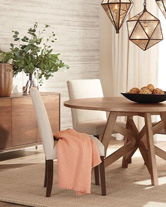 Living Room EXPLORE Dining