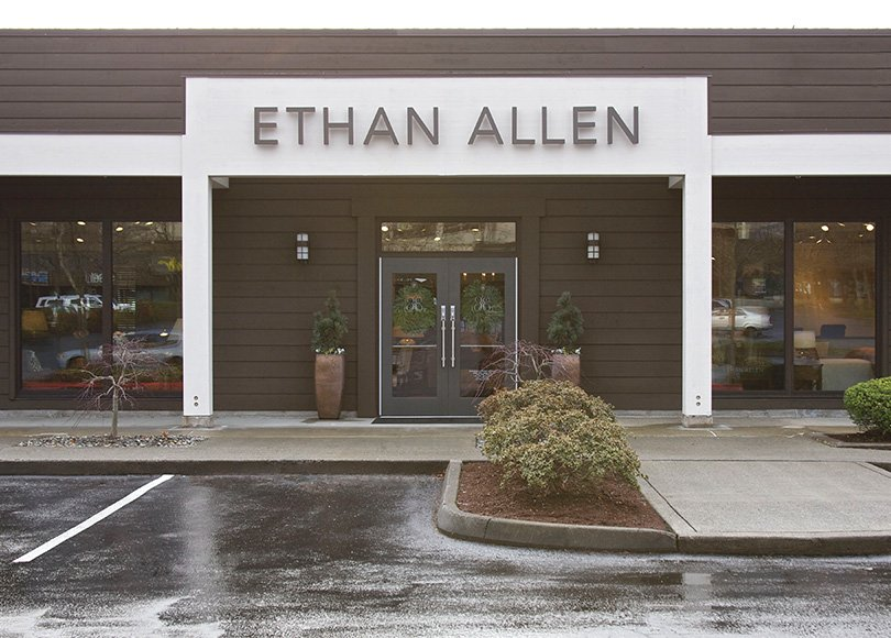 Bellevue Wa Furniture Store Ethan Allen Ethan Allen
