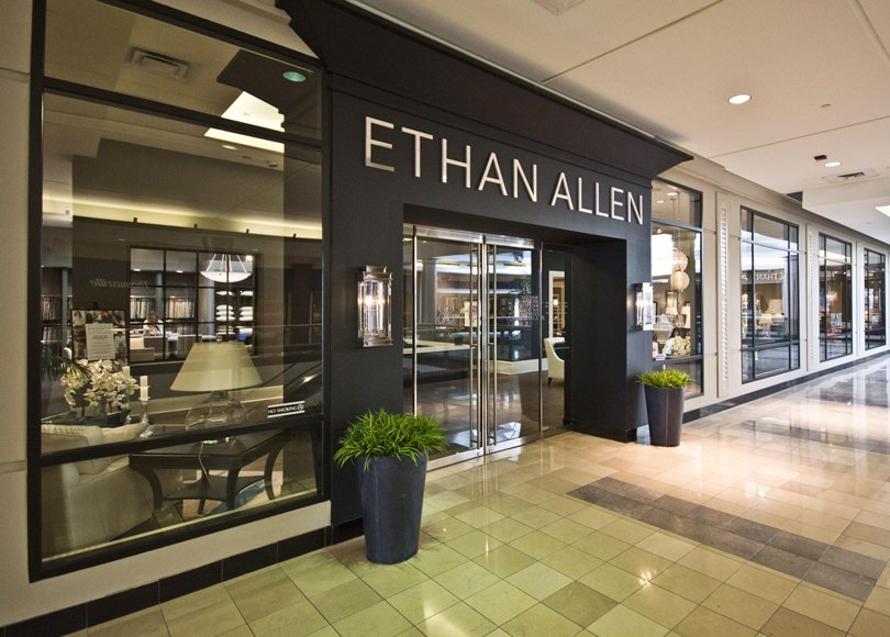 King of prussia pa furniture store ethan allen ethan - Boston interiors clearance center ...