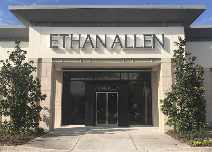Jacksonville fl furniture store ethan allen ethan allen for Classic home furniture jacksonville fl