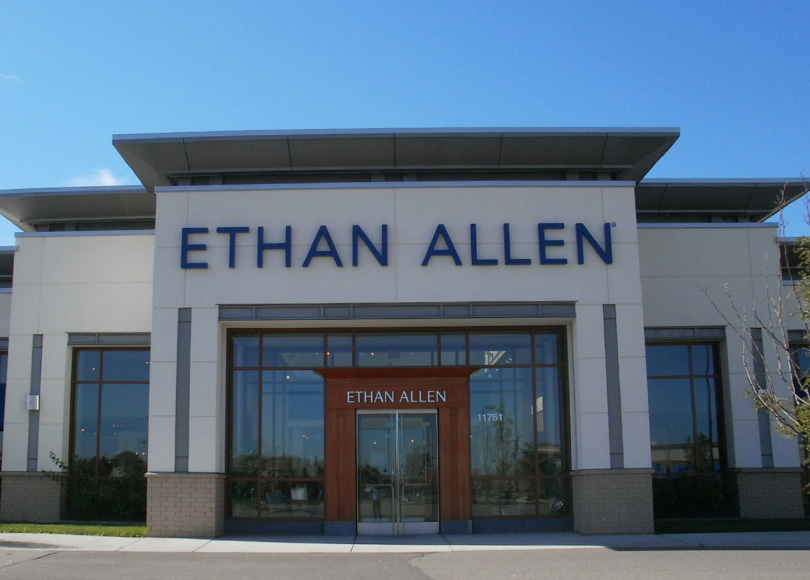 Maple grove mn furniture store ethan allen ethan allen for Furniture outlet mn