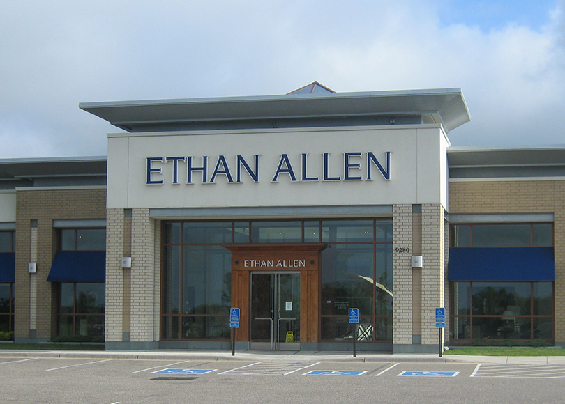 Find your nearest Ethan Allen store locations in United States.