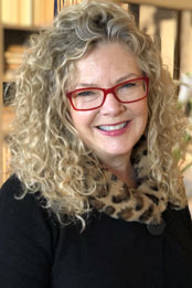 Designer Connie Brack