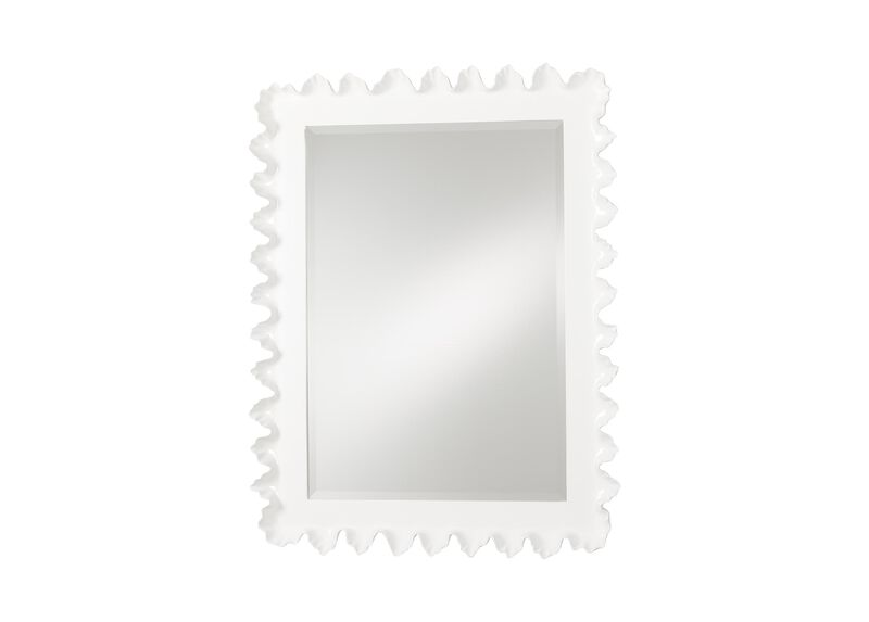 Scalloped Mirror ,  , large_gray