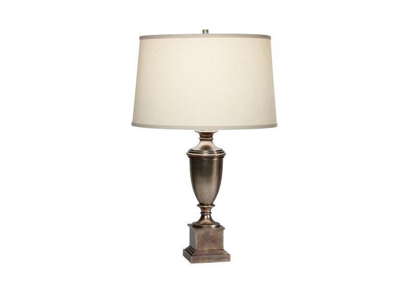 Huntsman Urn Sheffield Lamp