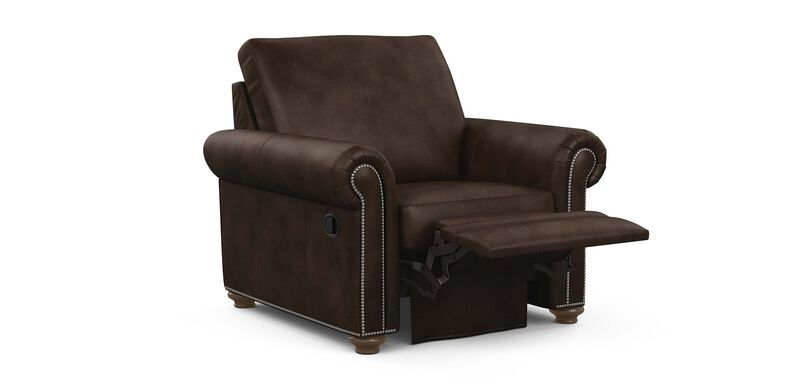 Conor Leather Recliner