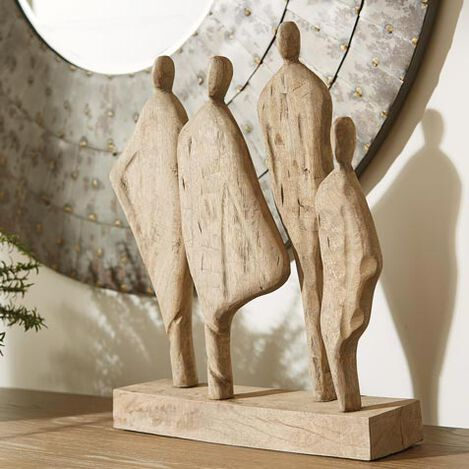 Famille Wood Statue Product Tile Hover Image 432402