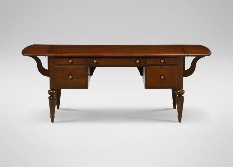 Marshall Drop-Leaf Desk at Ethan Allen in Ormond Beach, FL | Tuggl