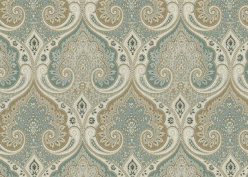 Anjali Seaglass Fabric by the Yard