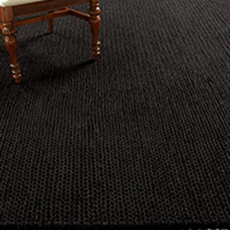 Braided Choti Rug, Black ,  , hover_image