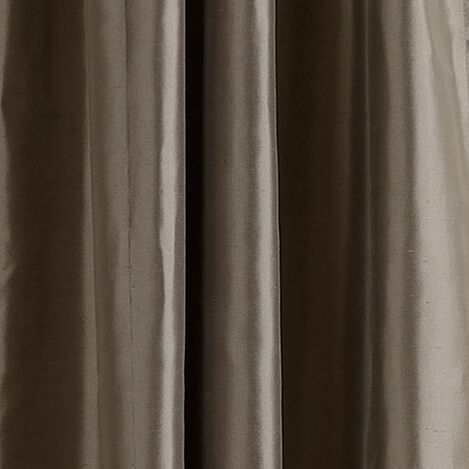 Pewter Satin Dupioni Fabric by the Yard Product Tile Image CY1020V  PEW