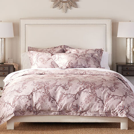 Henfield Paisley Duvet Cover and Shams ,  , large