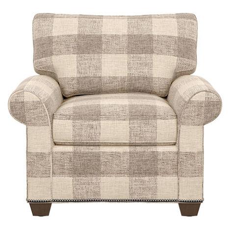 Bennett Roll-Arm Chair ,  , large