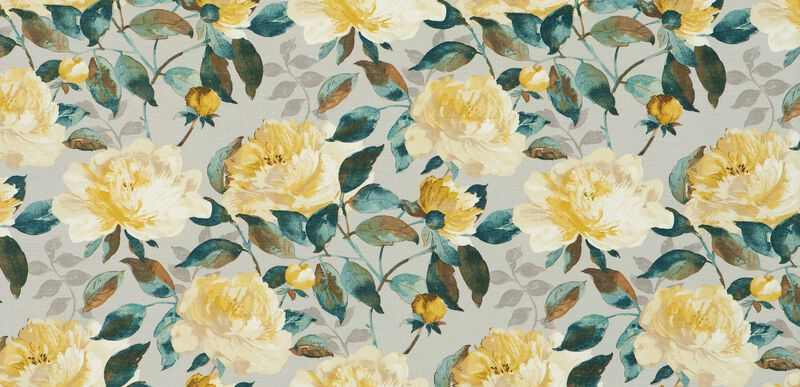Audrina Marigold Fabric By the Yard