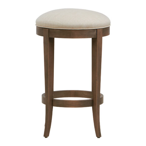 Asher Swivel Counter Stool ,  , large