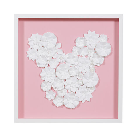Flower Garden Paper Art Product Tile Image 070068B