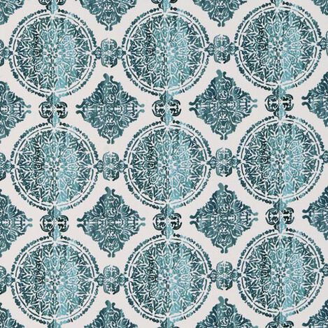 Falco Indigo Fabric By the Yard Product Tile Image P8688