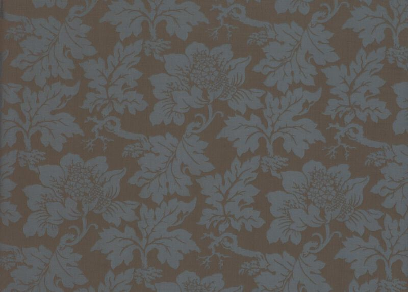 Kaida Pewter Fabric