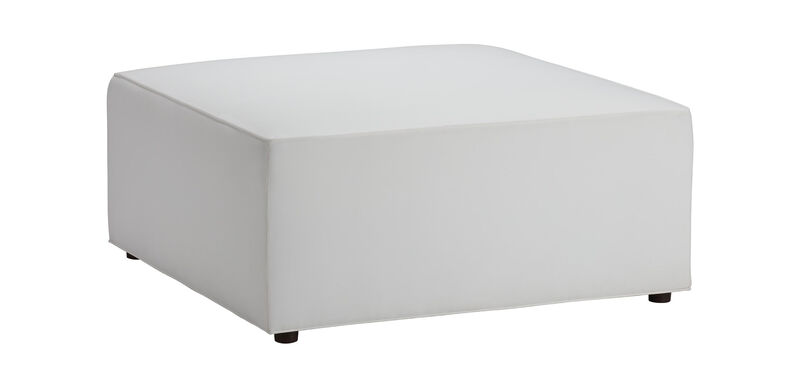 Atlantic Highland Outdoor Square Ottoman