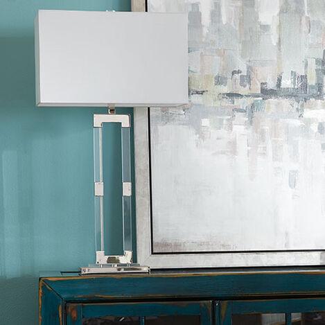 Lidya Acrylic Table Lamp Product Tile Hover Image 096053