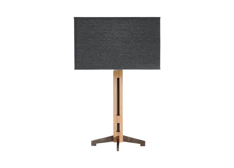 Conductor Table Lamp ,  , large_gray