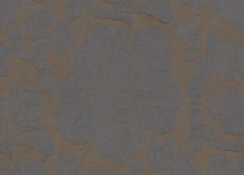 Thalia Graphite Fabric