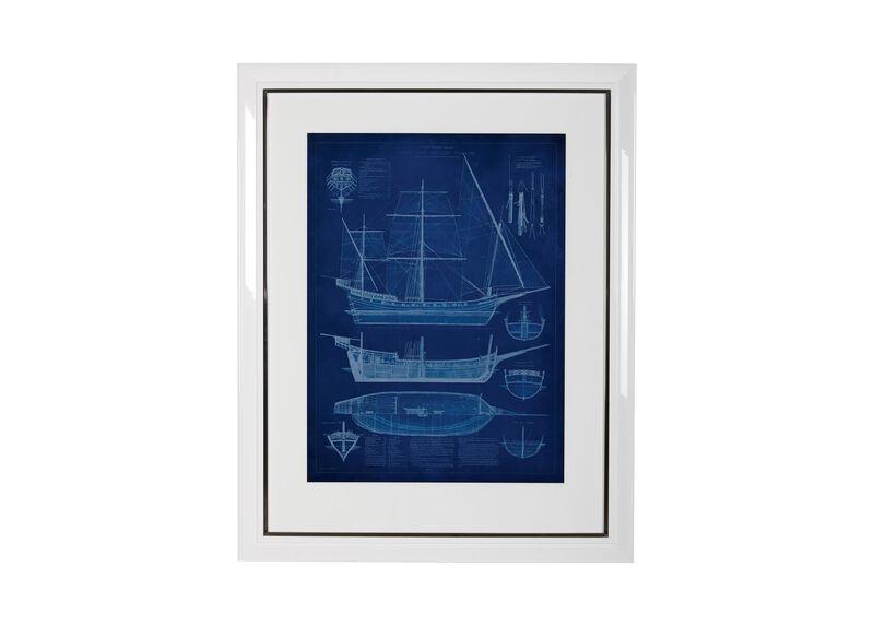 Ship Blueprint II ,  , large_gray